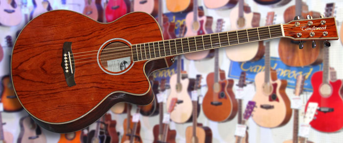 Tanglewood TSF CE XB HG Electro Acoustic