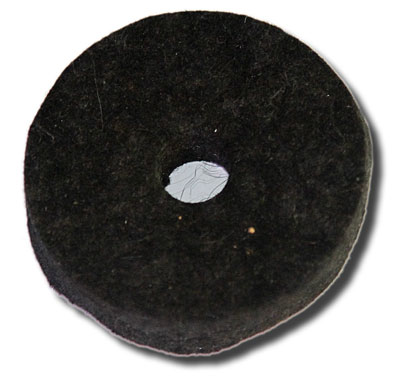 Large felt washer for hi hat stand