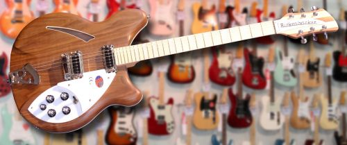 Rickenbacker 360 6 String Walnut