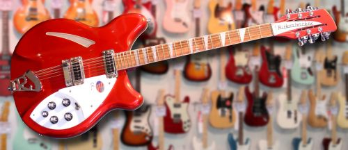 Rickenbacker 360 12 String Ruby Red