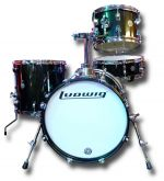 Ludwig Breakbeats Questlove 4 Piece Shell Pack