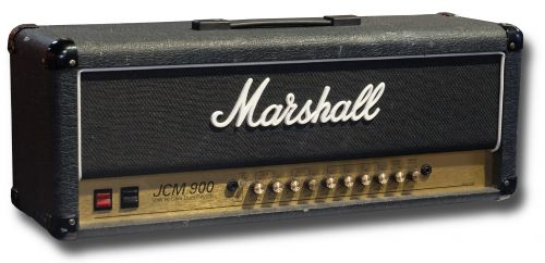 Marshall JCM 900 Hi Gain Dual Reverb Head (used)