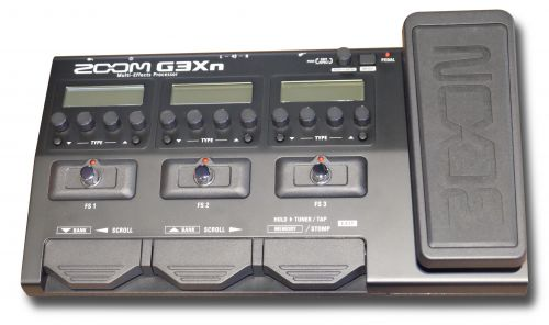 Zoom G3Xn Multi Effects