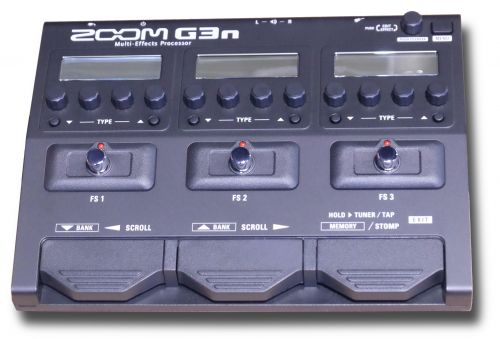 Zoom G3n Multi Effects