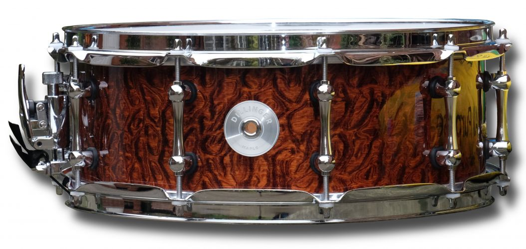 Mapex Armory 'The Dillinger' 14in x 5.5in Maple Snare (Ex Demo)