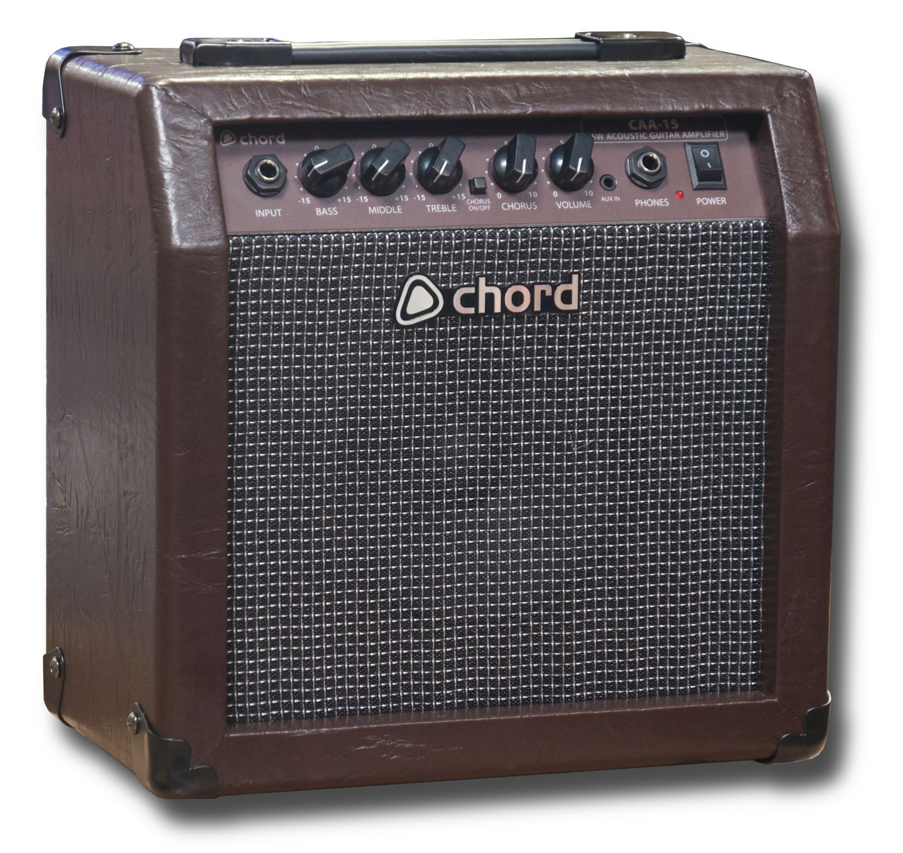 Rock Factory Acoustic Amplifiers Chord Caa 15 Acoustic Guitar Amp