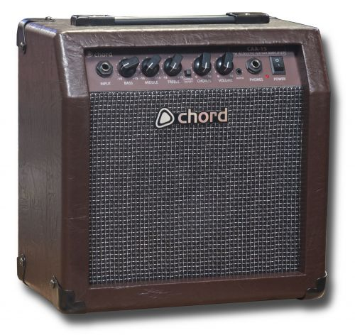 Chord CAA 15 Acoustic Guitar Amp