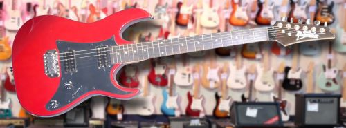 Ibanez GRX20 Candy Apple Red