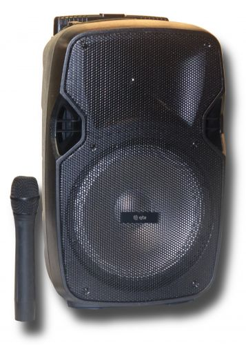 QTX PAL10 Portable PA unit (10in speaker)