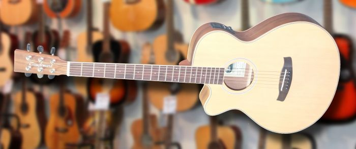 Tanglewood DBT SFCE BW Electro Acoustic Left Hand