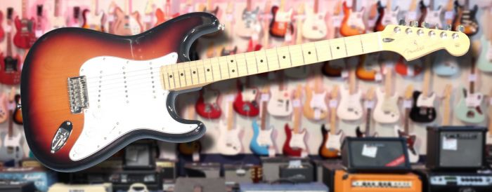 Fender Player Stratocaster Sunburst