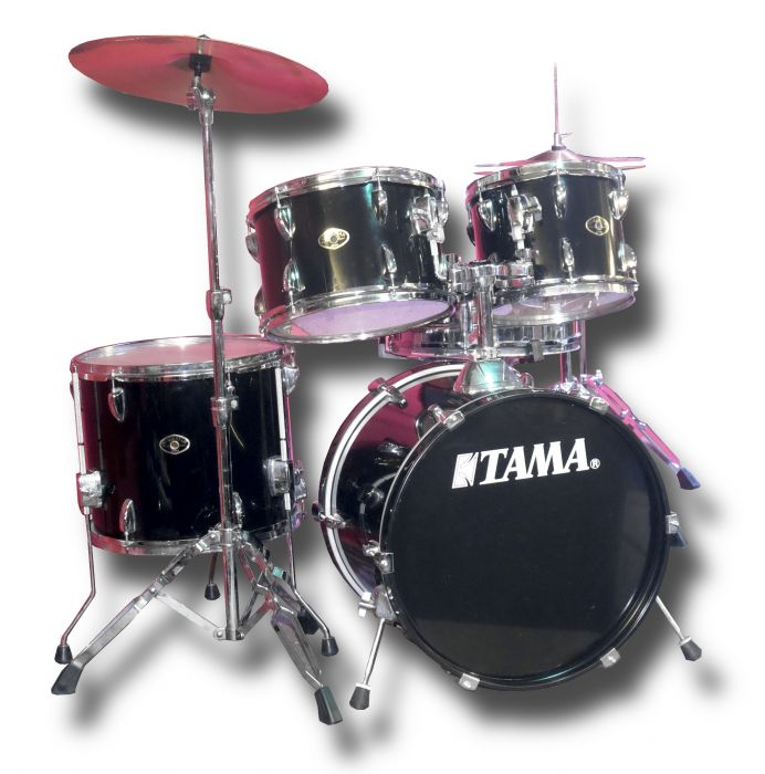 Tama Stagestar 5 Piece kit + cymbals (used)