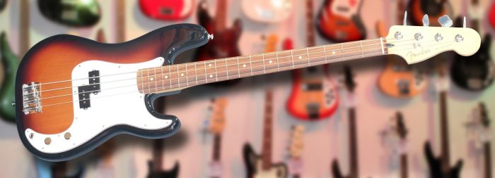 Fender Player Precision Bass 3TS