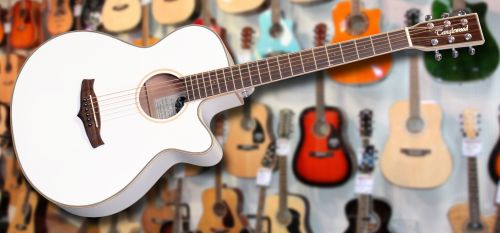 Tanglewood Evolution IV White