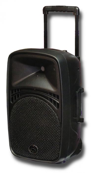 Wharfedale EZ-12A Portable PA unit (12in speaker)