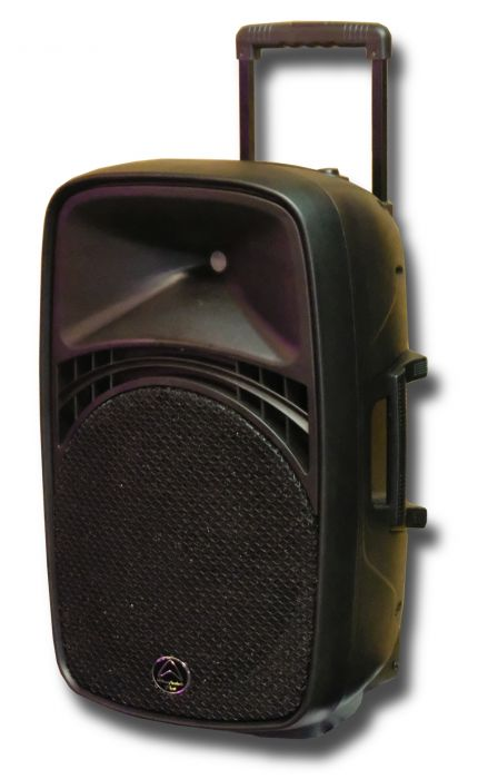 Wharfedale EZ-15A Portable PA unit (15in speaker)