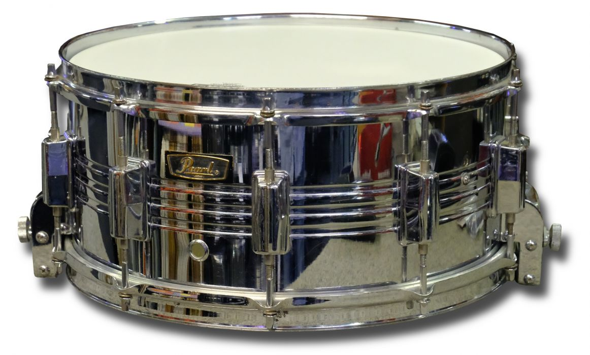 Pearl Jupiter 14in x 6.5in COB Snare Drum - 1970's (used)
