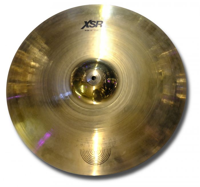 Sabian 20in XSR Ride (used)