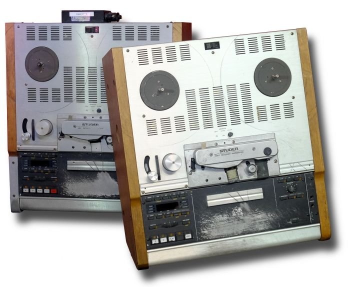 Studer A807 (used)