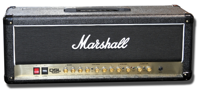 Marshall DSL100 Valve Head