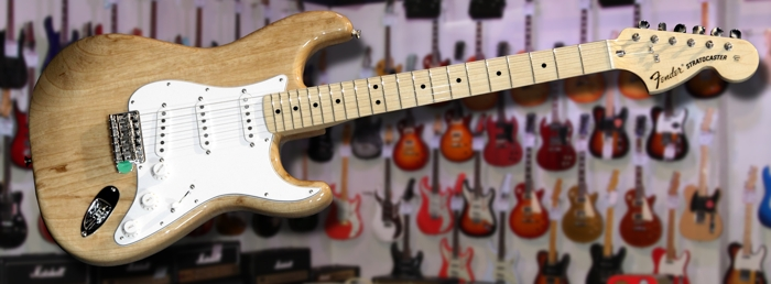 Fender Classic Series 70's Stratocaster, Natural