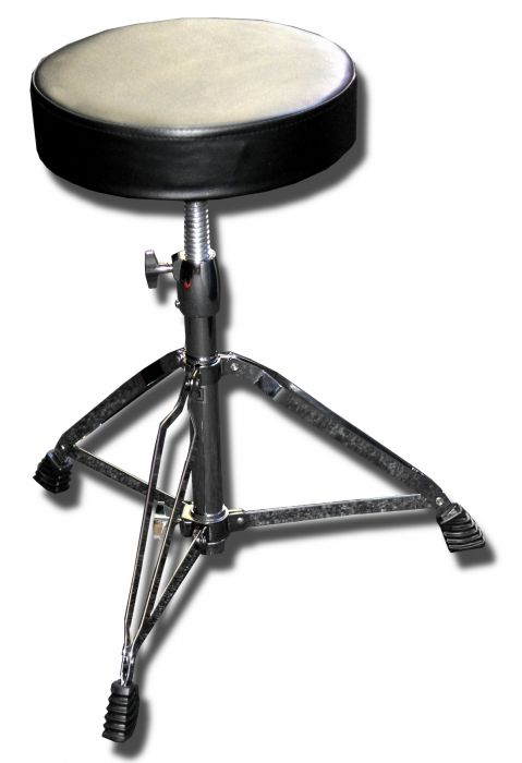 Chord Heavy Duty Round Drum Throne