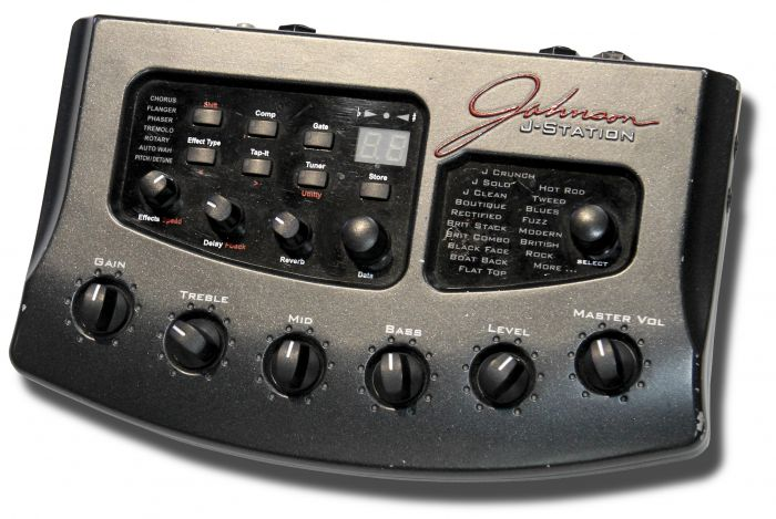 Johnson J-Station Multi Effects (used)