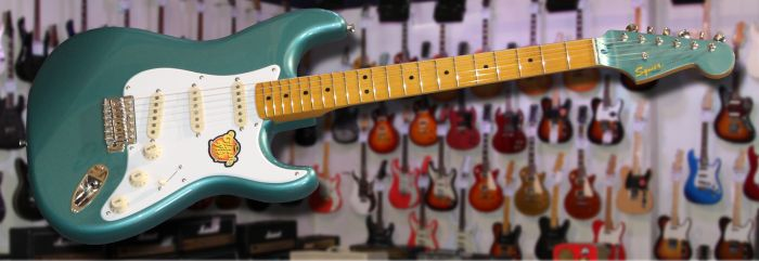Squier Classic Vibe Stratocaster 50's - Sherwood Green