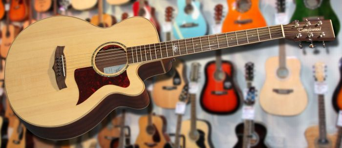 Tanglewood TW145SSCE Acoustic