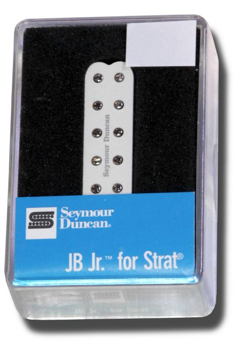 Seymour Duncan SJBJ-1b JB Junior for Strat White