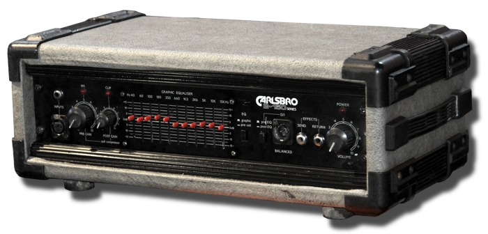 Carlsbro B150 Bass Head (used)