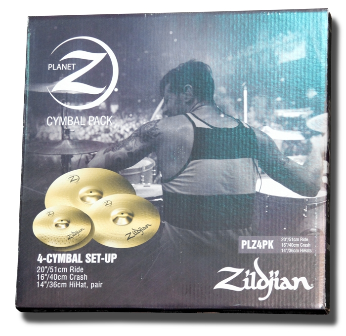 Zildjian Planet Z Cymbal Pack