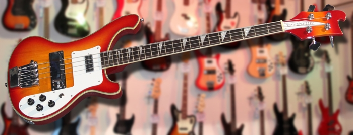 Rockinbetter Bass Sunburst
