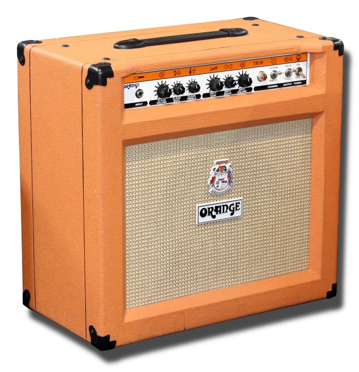 Orange Thunder TH30 combo (used)