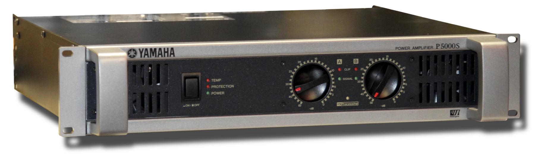 rock factory power amps yamaha p5000s. Black Bedroom Furniture Sets. Home Design Ideas