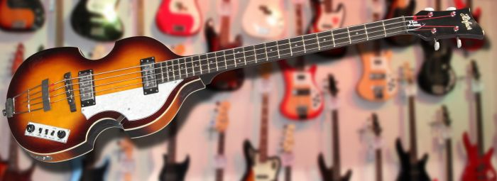 Hofner Violin Bass Sunburst