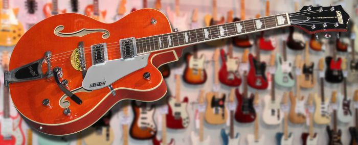 Gretsch Electromatic G5420T Hollow Body Orange