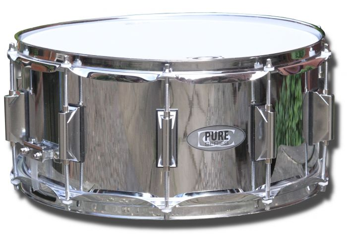 Pure Series 14in x 6.5in Steel Snare