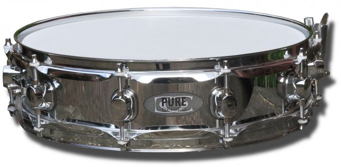 Pure Series 14in x 3.5in Steel Snare