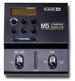 Line 6 M5 Stompbox Modeling Pedal (used)