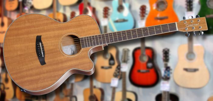 Tanglewood Union TWU SFCE Electro Acoustic