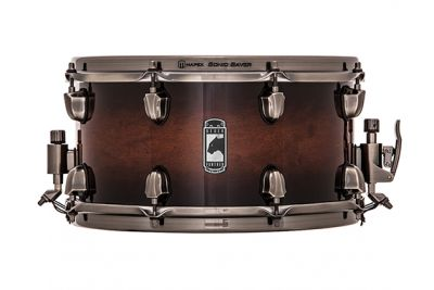 Mapex 13in x 7in Black Panther 'The Blaster' Maple Snare