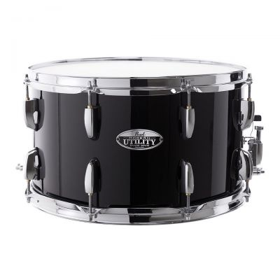 Pearl 14in x 8in Modern Utility Maple Snare - Black Ice